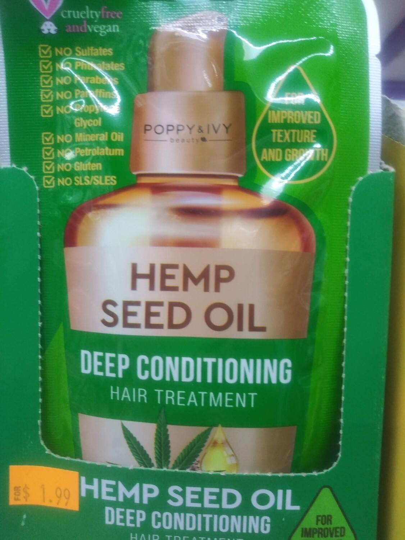 Poppy&Ivy Hemp Seed Oil Deep Conditioning