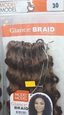 """Glance Braid 18"""" (30)"""