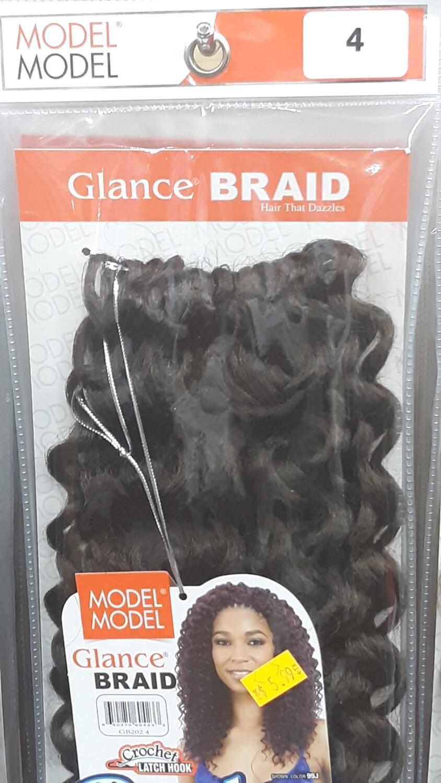 """Glance Braid Beach Hair 16"""" (4)"""