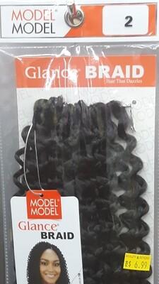 """Glance Braid Beach Hair 16"""" (2)"""