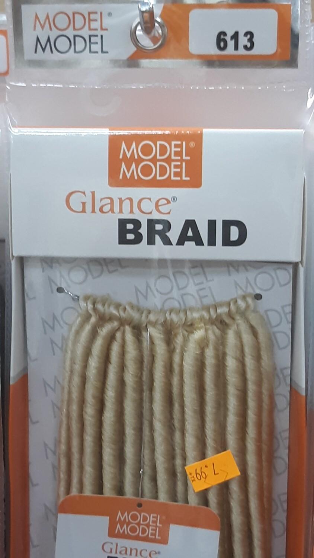 "Glance Braid Straight Locs 18"" (613)"
