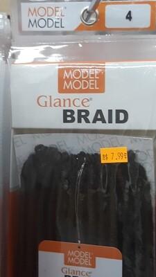 "Glance Braid Straight Locs 18"" (4)"