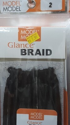 "Glance Braid Straight Locs 18"" (2)"