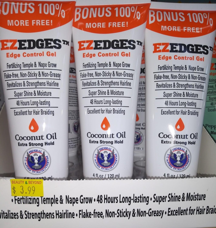 EzEdges Edge Control Gel Coconut Oil