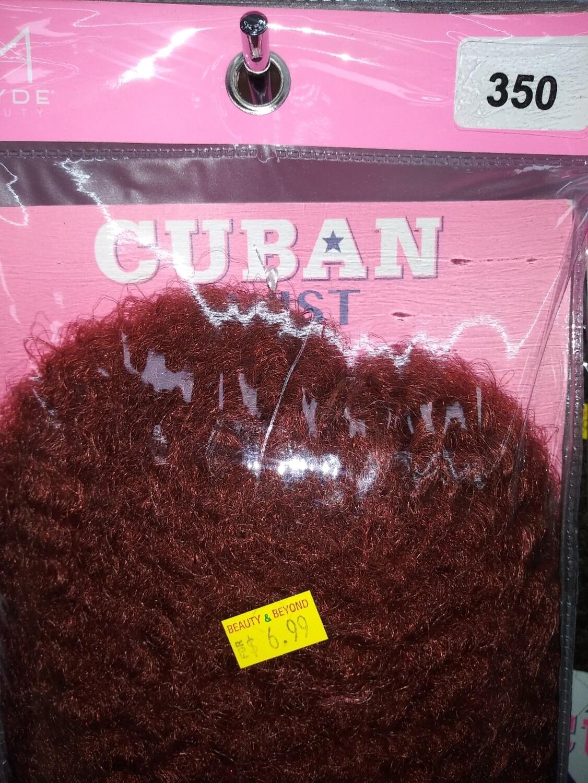 """Cuban Twist 16"""" (350)"""