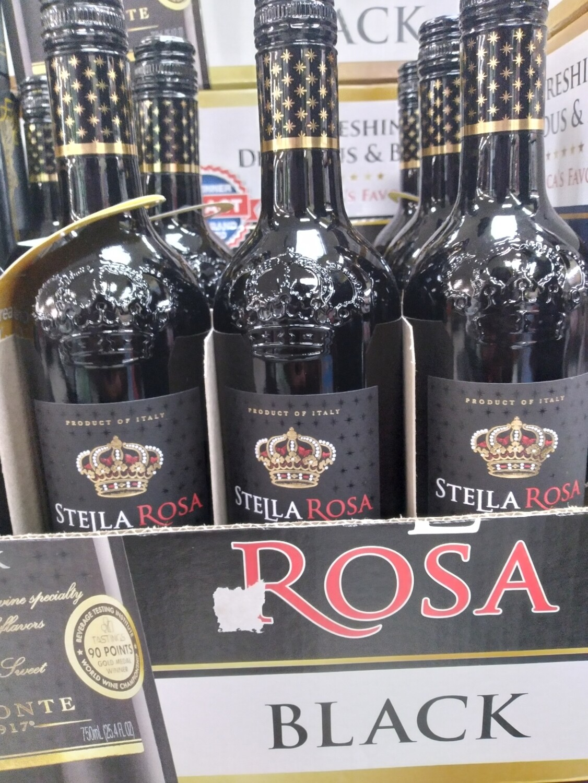 Stella Rosa (Black, Blackberry, Pineapple, Black Cherry, Stella Berry, Red Apple, Tropical Mango Bottles)