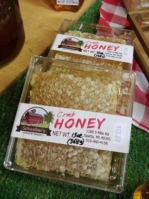 Honey - Comb