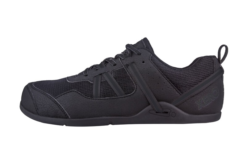 Prio Men - Running and Fitness Shoe - Black