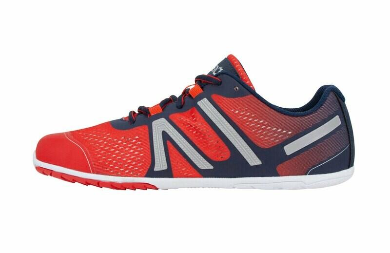 HFS Men -  Road Running Shoe - Crimson Navy