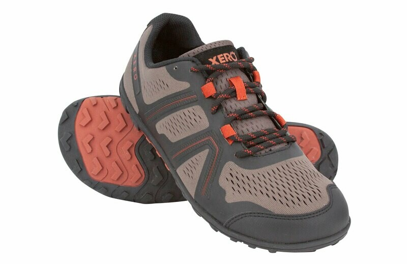 Mesa Trail Men - Lightweight Trail Runner - Clay Rust