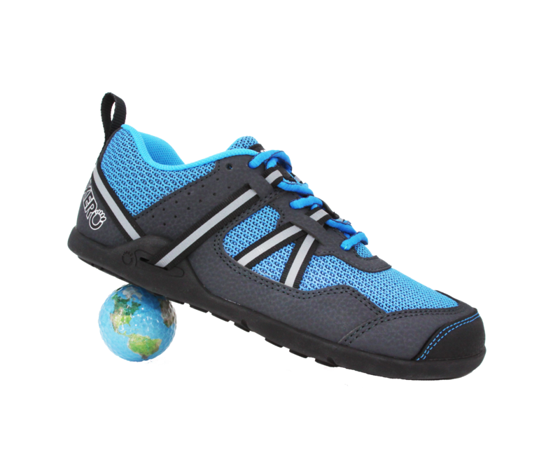 Prio Youth - Running and Fitness Shoe - Blue