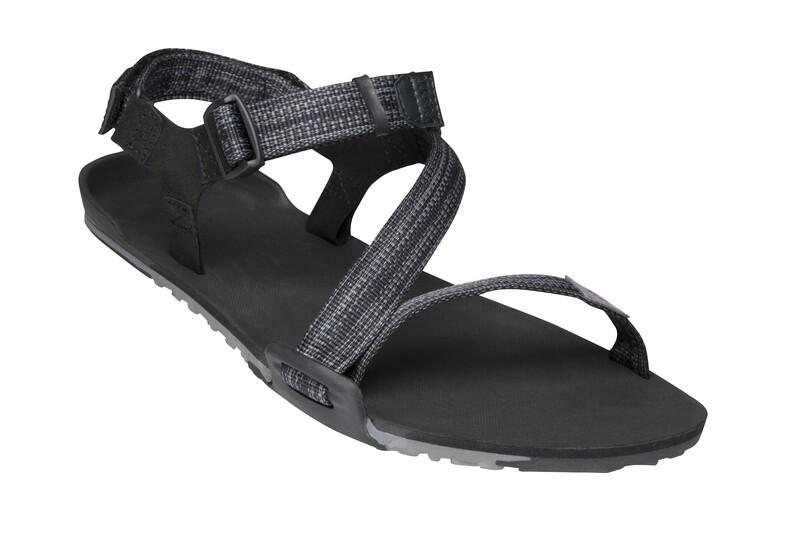 Z-TRAIL Women - The Ultimate Trail-Friendly Sandal - Multi-Black