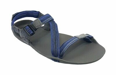 Z-TREK Men - The Lightweight Packable Sport Sandal - Multi-Blue
