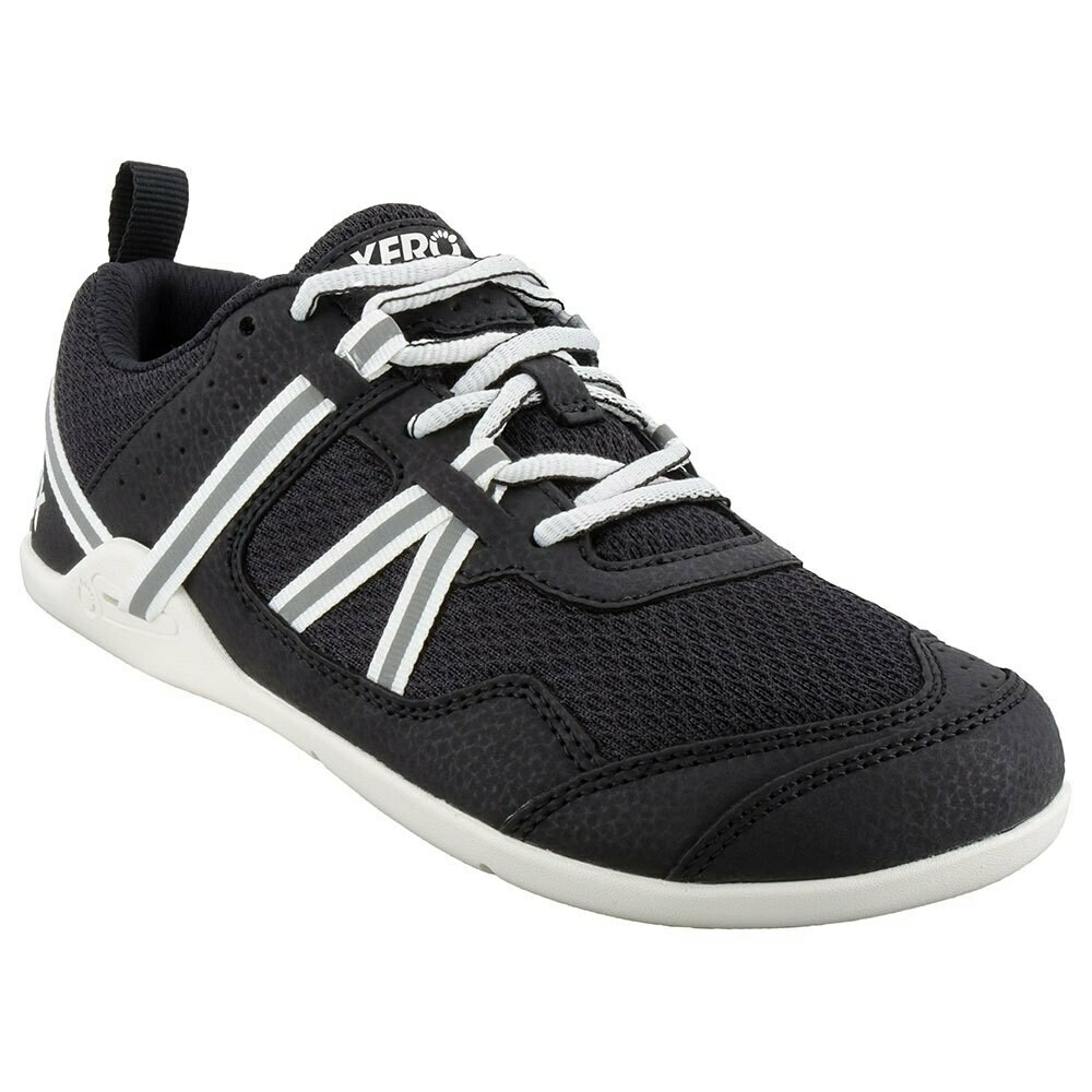 Prio Women - Running and Fitness Shoe - Black and White
