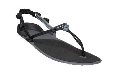 CLOUD Women - The Barefoot Sandal - Coal Black