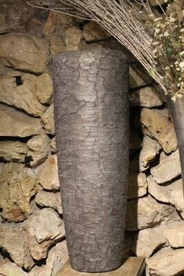 Großgefäß Vase broken grapht 97 cm hoch