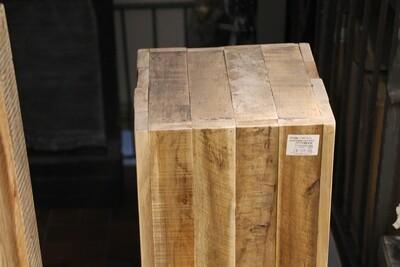Holzsäule 80 cm hoch