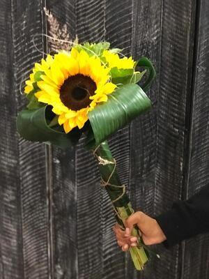Sonnenblumenzepter