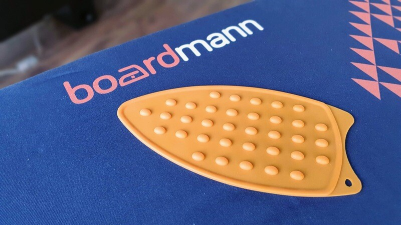 Boardmann Heat Proof Silicone Iron Rest