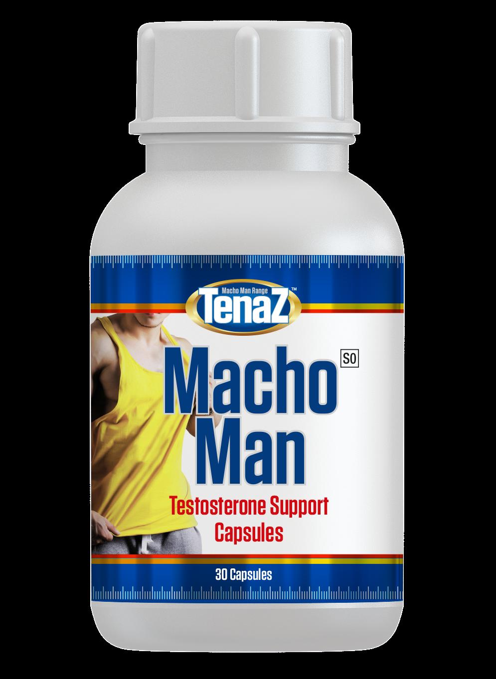 Macho Man Capsules