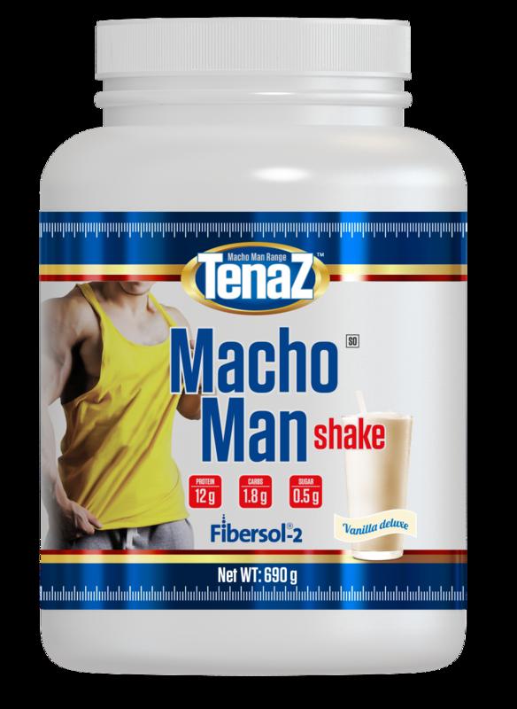 Macho Shake