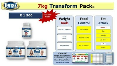 7kg - Transform Pack