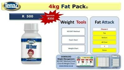 4kg - Fat Pack