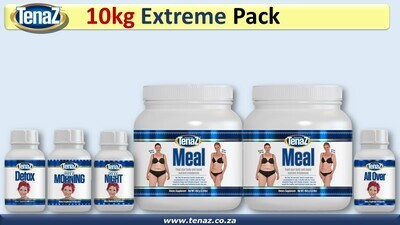 10kg - Extreme Pack