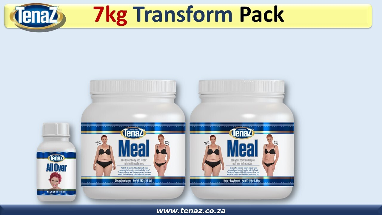 7kg - Transform Pack