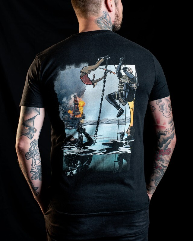 T-Shirt | Frogmen
