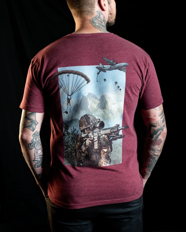 T-Shirt | Drop Zone