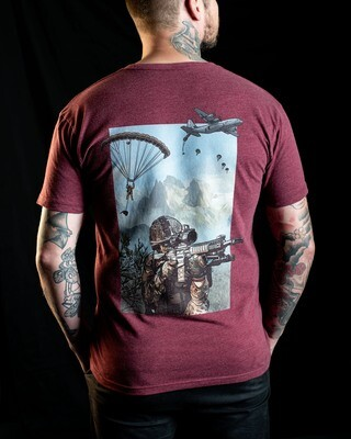 PRE-SALE T-Shirt | Drop Zone