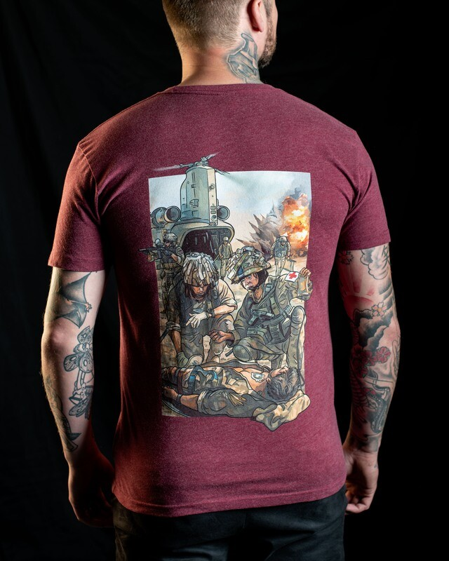 T-Shirt | Man Down