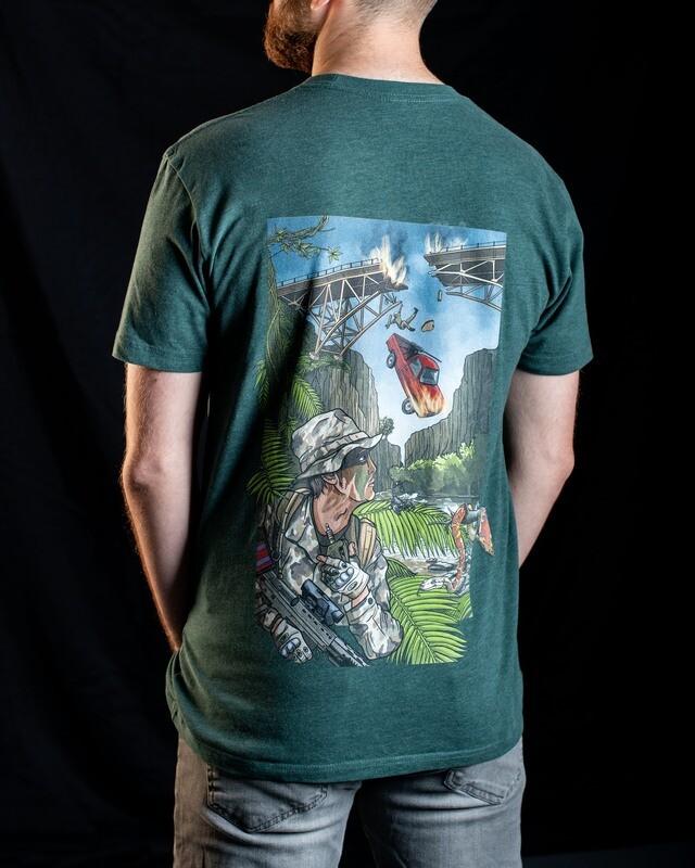 T-Shirt | Sapper Surprise