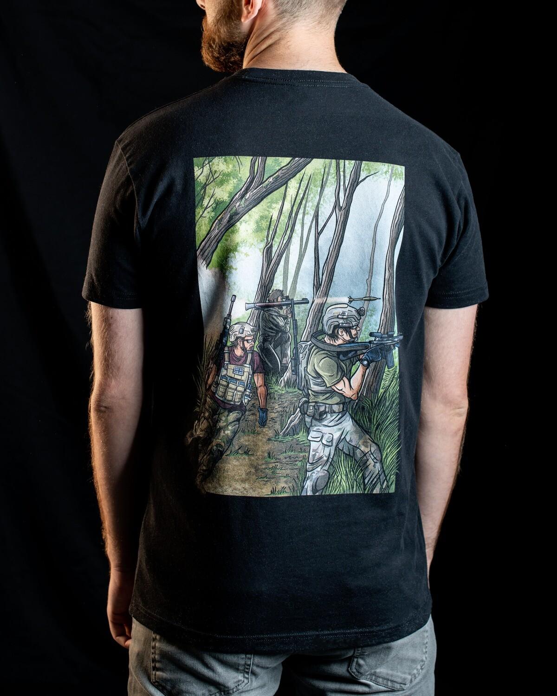T-Shirt   Tiger Team