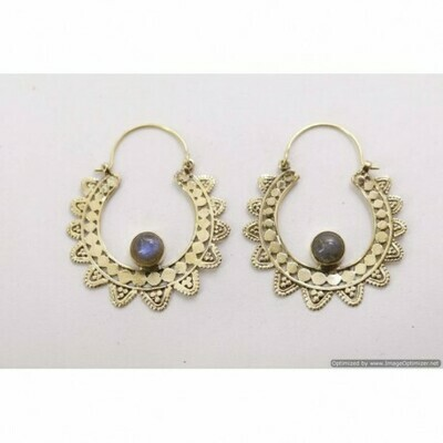 Brass Earing CC/E529