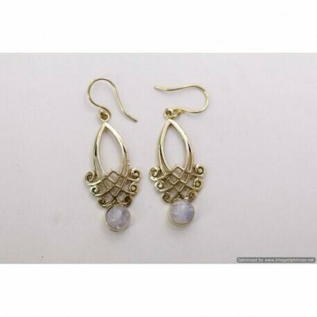Brass Earing CC/E712