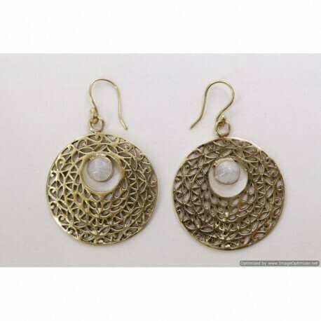 Brass Earing CC/E714