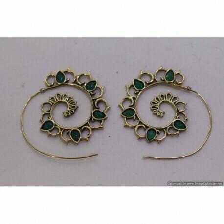 Brass Earing CC/E802