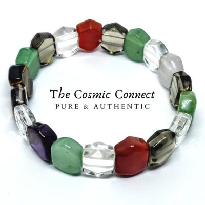Multi Fancy Bracelet