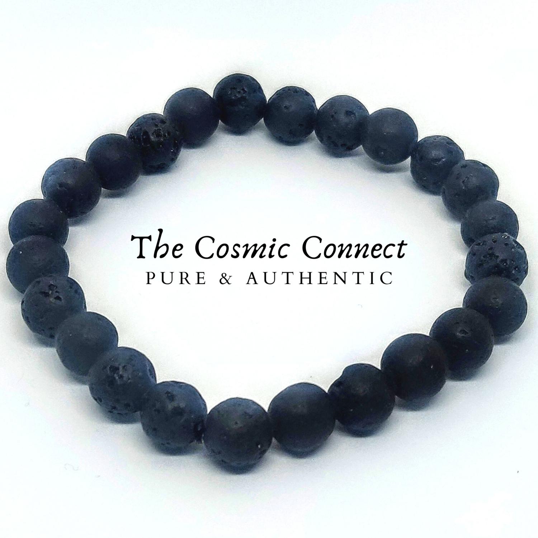 Lava Stone Bracelet