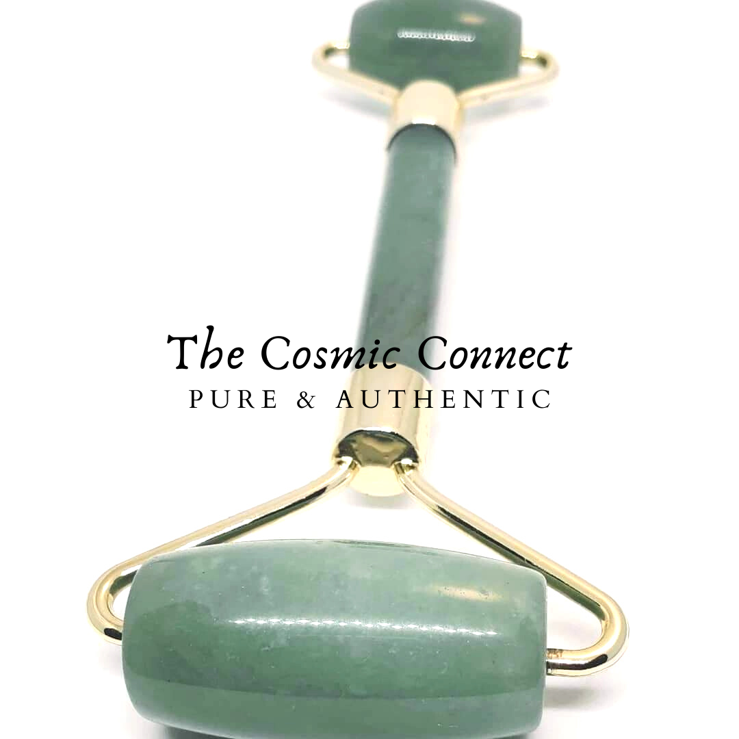 Green Jade Roller