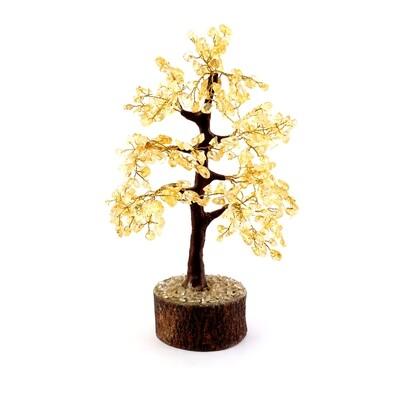 Natural Tree - Citrine