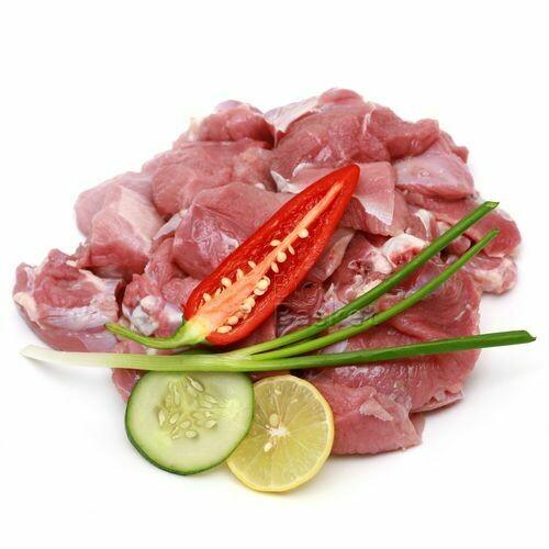 Mutton Curry Cut (500 gm)