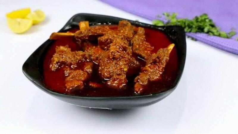 Mutton Rogan Josh -HenCo's Signature Dish- Weekend Special