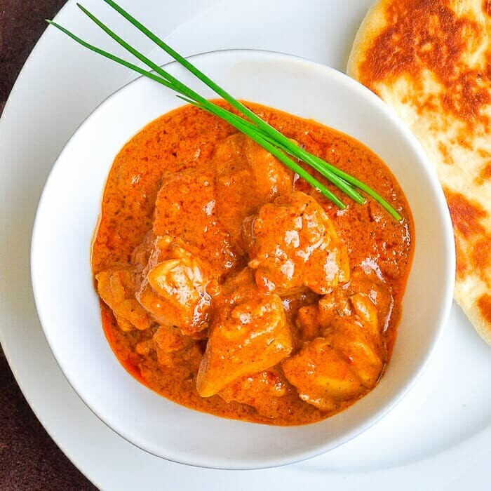 Butter Chicken- HenCo's Signature Dish- Weekend Special