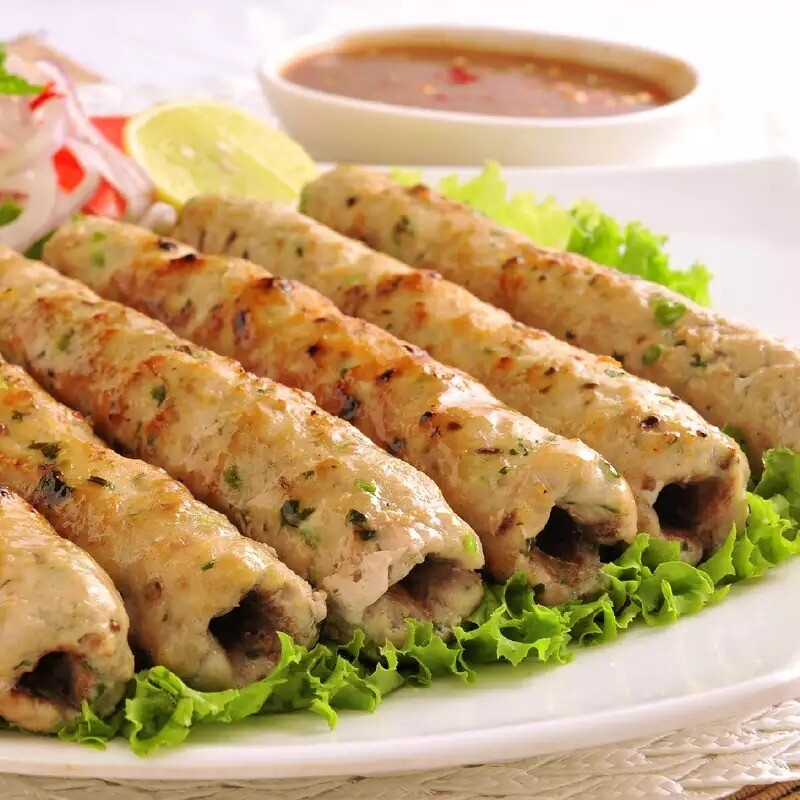 Chicken Seekh Kabab (500 gm)