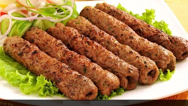 Mutton Seekh Kabab (500 gm)