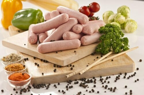 Chicken Sausages (500 gm)