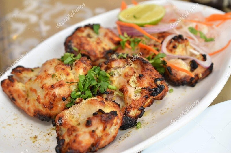 Chicken Malai Tikka (300 gm)